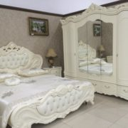 Спальня Элиза 5дв. крем (1)