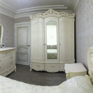 Спальня Элиза Люкс крем