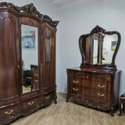Спальня Элиза Люкс шкаф и комод
