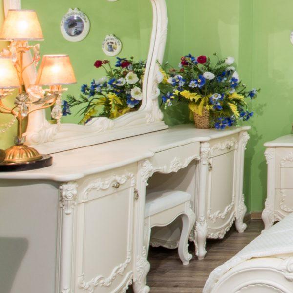 Спальня Элиза туалетный стол крем