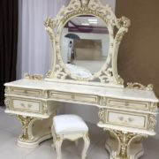 Спальня Каролина крем (фото-3)