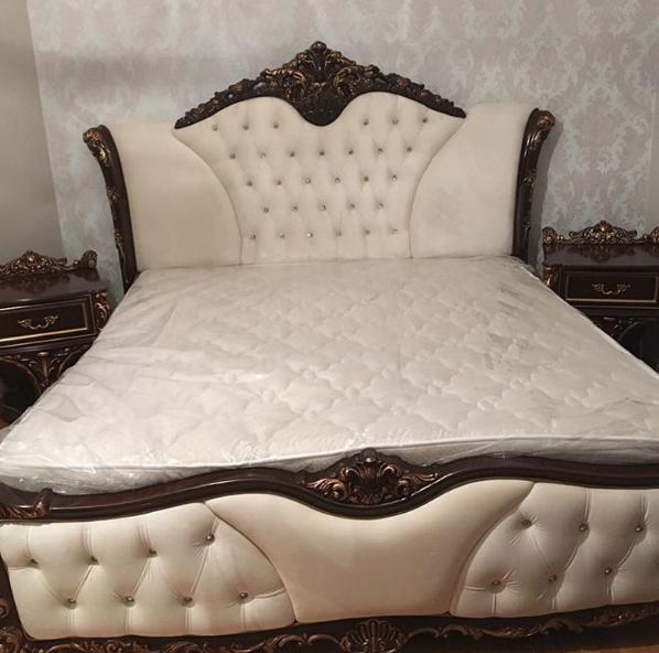 Спальня Каролина орех (фото-2)