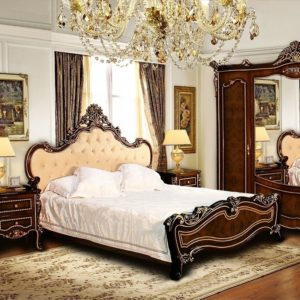 Спальня Констанция кровать