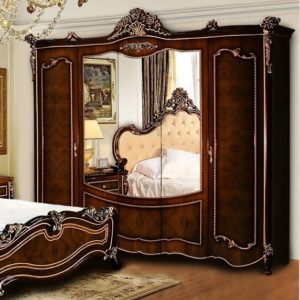 Спальня Констанция шкаф