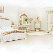 Спальня Латифа крем