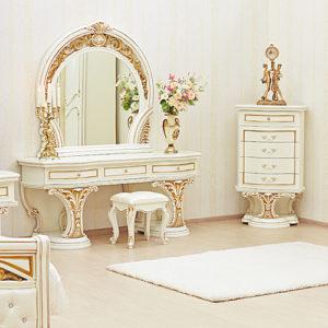 Туалетный стол Латифа крем