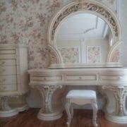 Спальня Латифа крем (фото-4)