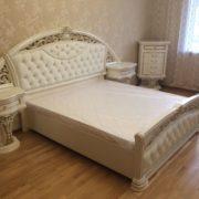 Спальня Латифа крем (фото-6)