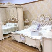 Спальня Лорена крем (фото-1)