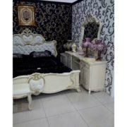 Спальня Лорена крем (фото-2)