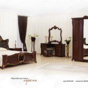 Спальня Лорена орех