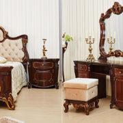 Спальня Лорена орех (2)