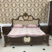 Кровать Лорена орех