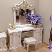 Туалетный стол Меланж крем (фото-1)