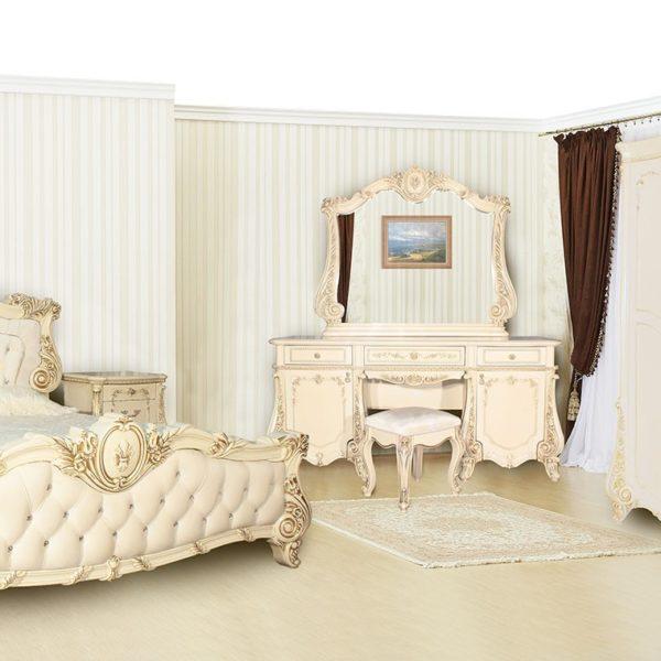 Спальня Монреаль крем