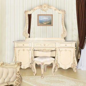 Спальня Монреаль крем т.стол