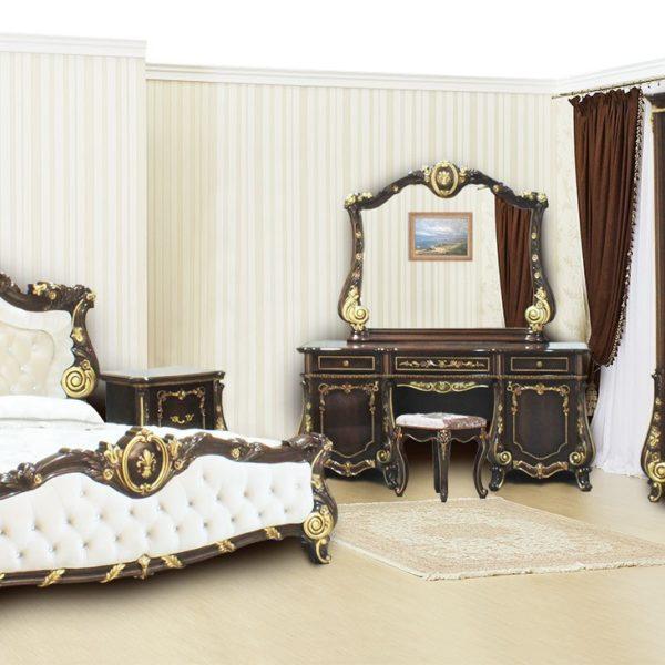 Спальня Монреаль орех