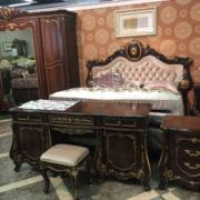 Спальня Монреаль орех (фото-1)