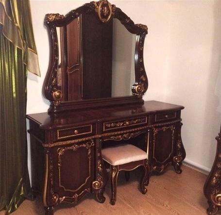 Спальня Монреаль орех (фото-3)