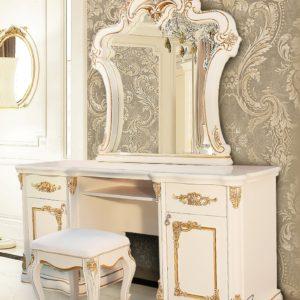 Спальня Верона крем туалетный стол