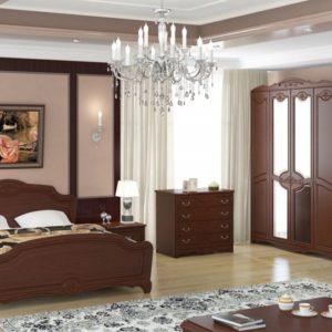 Спальня Лотос орех