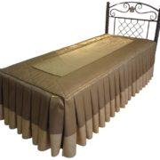Кровать односпальная металлическая Любава