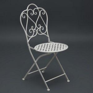 Кованый стул Secret De Maison «Лав Чэйр» (Love Chair)