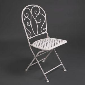 Кованый стул Secret De Maison «Мадлен» (Madlen) (2)