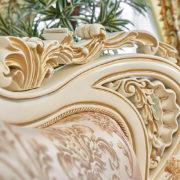 Набор мягкой мебели «ЛОРД» крем золото неаполь голд (6)