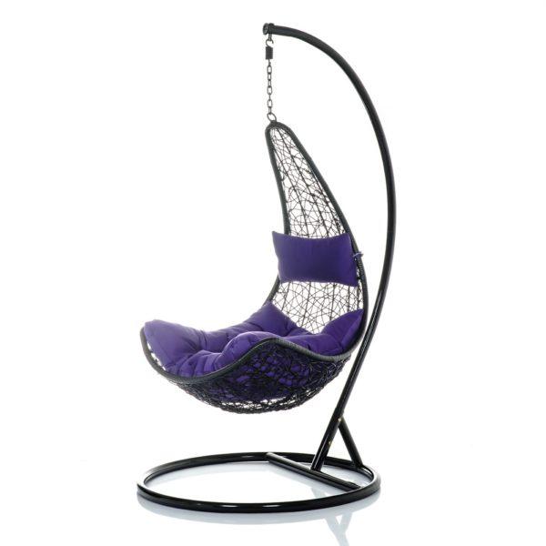 Подвесное кресло «ГРЕЙС» синее