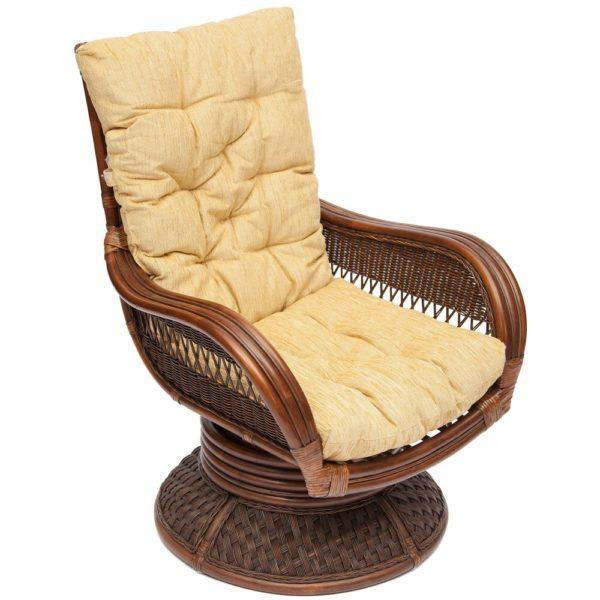 Кресло-качалка из ротанга «Андреа релакс медиум»