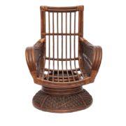Кресло-качалка из ротанга «Андреа релакс медиум» (1)