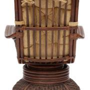 Кресло-качалка из ротанга «Андреа релакс медиум» (2)