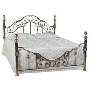 Кровать VICTORIA (9603) медь