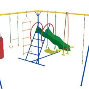 Детский комплекс Стрекоза 3