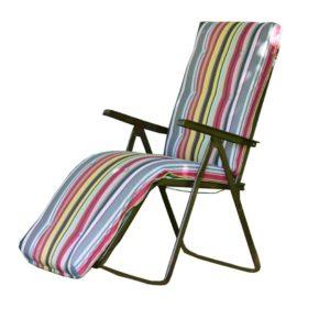Кресло-шезлонг Альберто 2 (тафтинг)