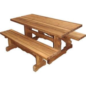 Набор мебели для отдыха БАН-01Р