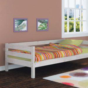 ГЛОРИЯ кровать одинарная детская цвет дуб
