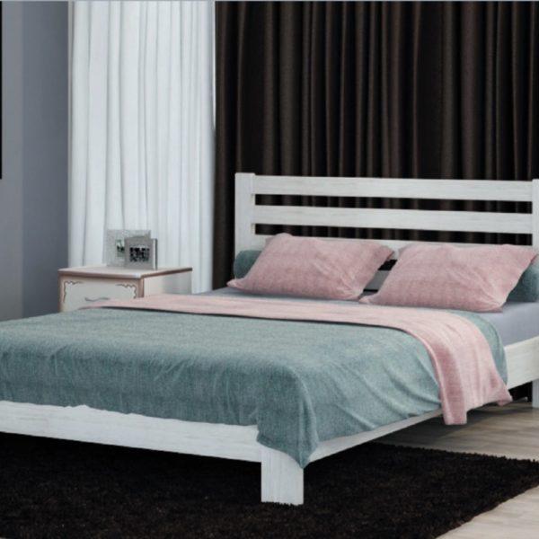 Кровать Вероника бел.дуб
