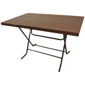 Стол для улицы складной Ривьера-1-1200