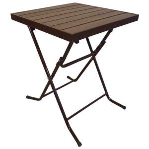 Стол для улицы складной Ривьера-1М