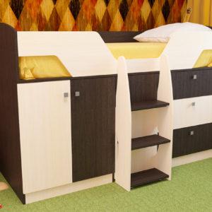 Кровать детская ЛИМБО-vm