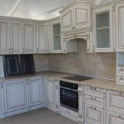 Кухня «Деметра» фото ваниль оригинал-2