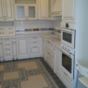 Кухня «Деметра» фото ваниль оригинал-3