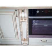 Кухня «Деметра» ваниль фото-3