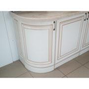 Кухня «Деметра» ваниль фото-4