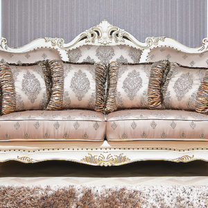 Набор мягкой мебели Империал крем диван 3х местный