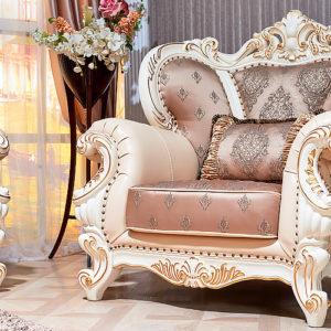 Набор мягкой мебели Империал крем кресло