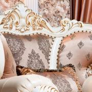 Набор мягкой мебели Империал крем кресло фото-2