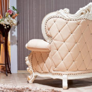 Набор мягкой мебели Империал крем кресло фото-3